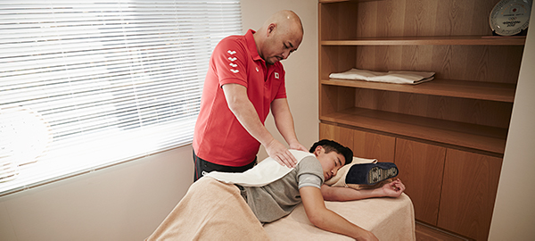 SHIATSU CENTER TREATMENT ROOM
