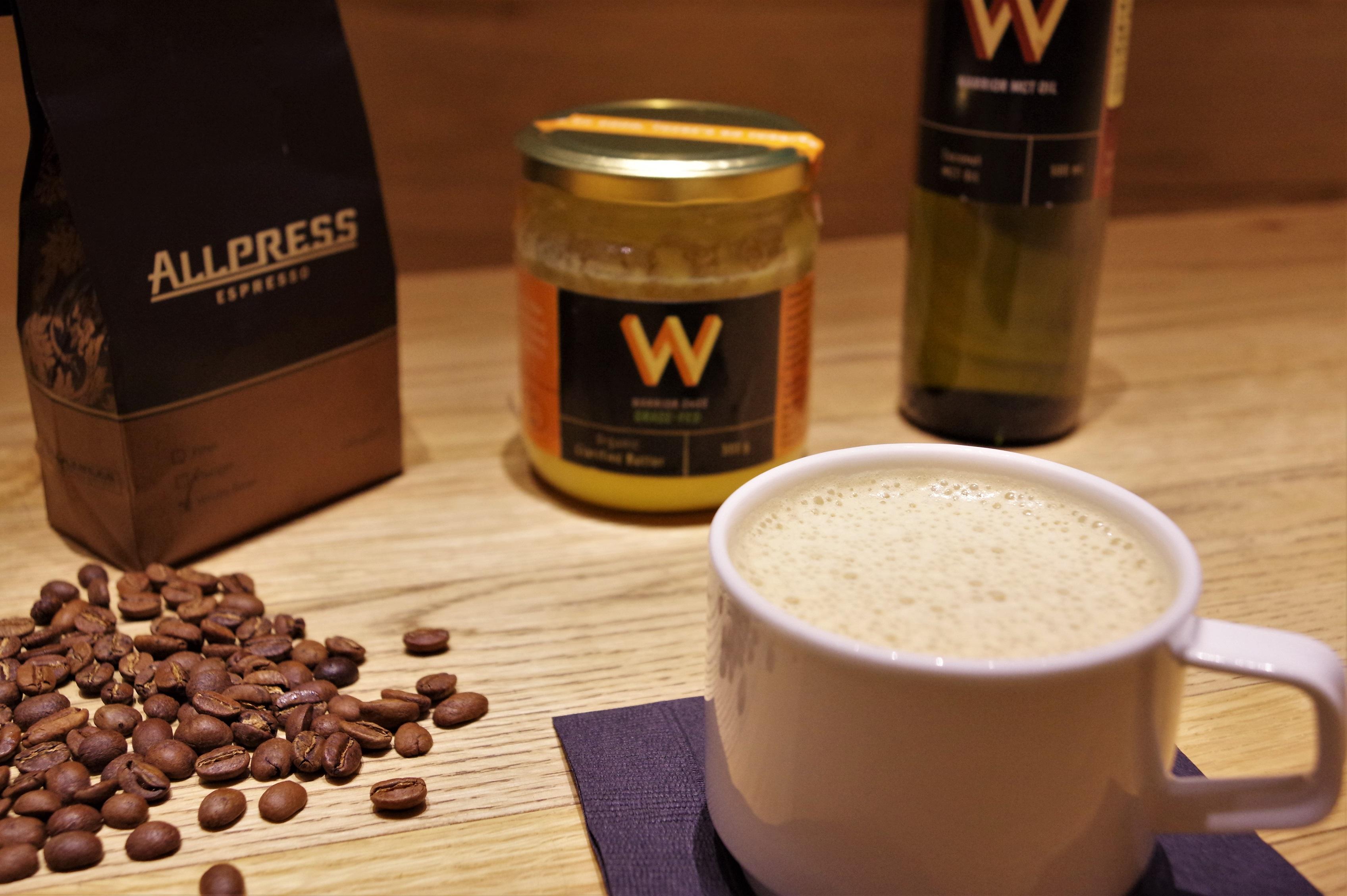【RELEASE】ブレットプルーフコーヒー1
